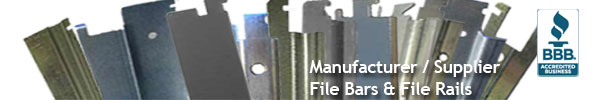 Hon File Bars Hon Hangrails Replacement File Bars For Hon