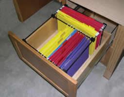 Hanging File Frames For Hanging Files In Vertical File